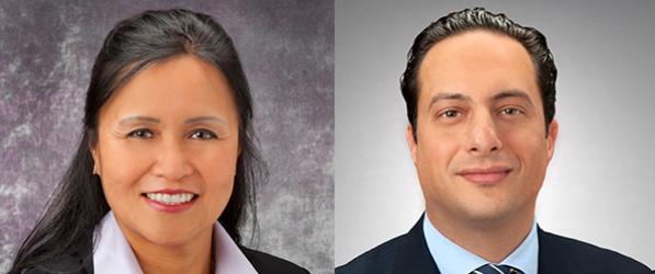 Drs. Giselle Hamad and Amer Zureikat