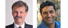 Drs. Juan Puyana and Pratap Kumar